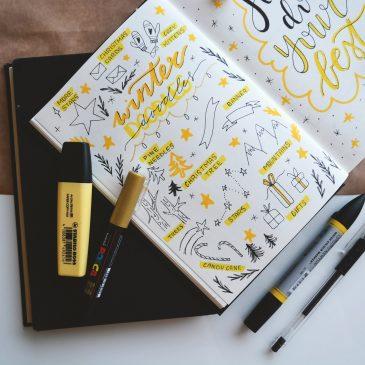 notes bullet journal